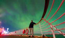 Norwegian Northern Lights cruise