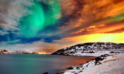 Norwegian Northern lights