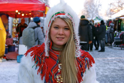 The Sami People In Norway
