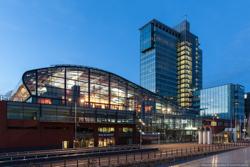 passenger terminal of Amsterdam