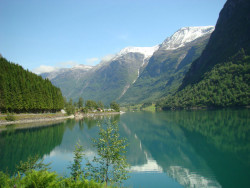Olden And Nordfjord Travel Amp Tourist Information