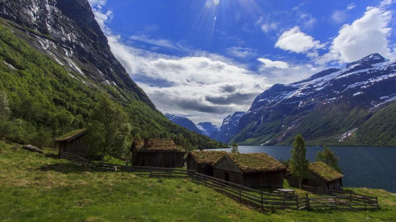inside Nordfjord