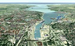 Kiel port Germany