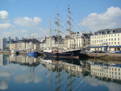 Cherbourg, Normandy, France