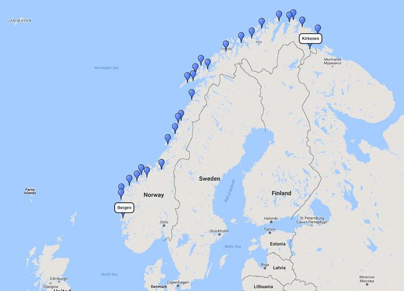 dating tromsø Hammerfest