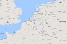 AIDA Cruises, Northern Europe Cruise from Rotterdam, 16 Mar 2017 route