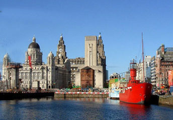 Port of Liverpool, UK