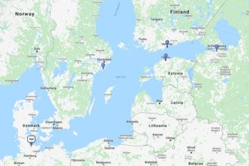AIDA Cruises, 7-day Baltic Sea Cruise from Kiel