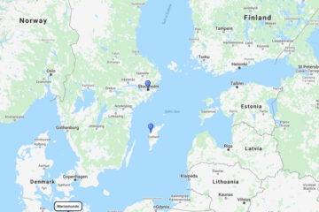 AIDA Cruises to Stockholm & Visby