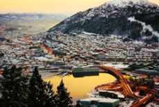 Bergen's Seven Mountains