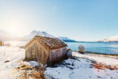 Kjøllefjord, Norway