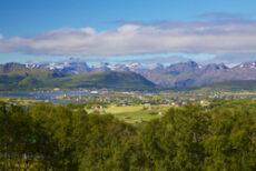 Leknes, Norway