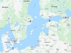 7-Day Scandinavia & Baltic Sea cruise with MSC Cruises