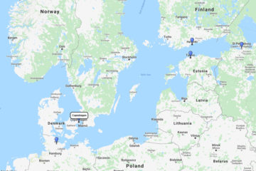7-Day Scandinavia & Baltic Sea cruise on board MSC