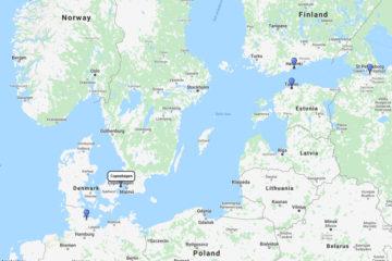 7-Day Scandinavia & Baltic Sea cruise on board MSC