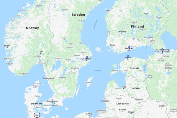 7-Day Scandinavia & Baltic cruise from Kiel with MSC Cruises