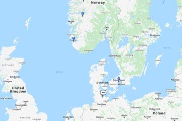 7-Day Norwegian Fjordscruise from Kiel with MSC