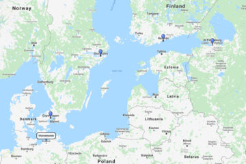 7-Day Scandinavia & Baltic with MSC