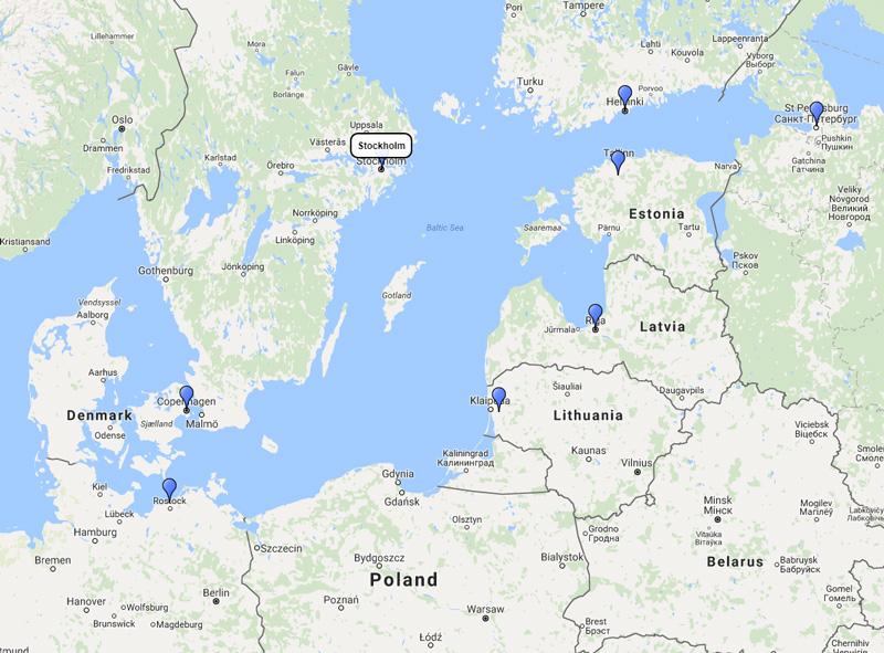Oceania Cruises Scandinavia Amp Baltic From Stockholm 5