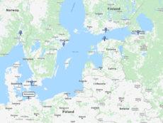 Princess Cruises, 11-day Scandinavia & Russia from Warnemünde