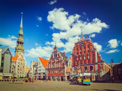 Riga, Litvia