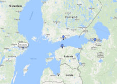 Silversea Cruises, Baltic Sea cruise from Stockholm 7d route