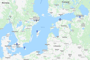11-day Russia & the Baltic Sea Stockholm to Copenhagen with Viking Cruises