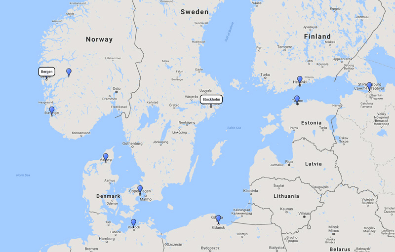 viking sea stockholm